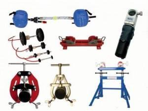 19.maquinaria, herramientas y accesorios para trabajos en tuberia