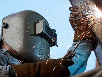 Protecciones para soldadores