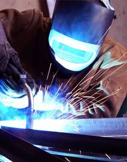 material de proteccion profesional para soldadores