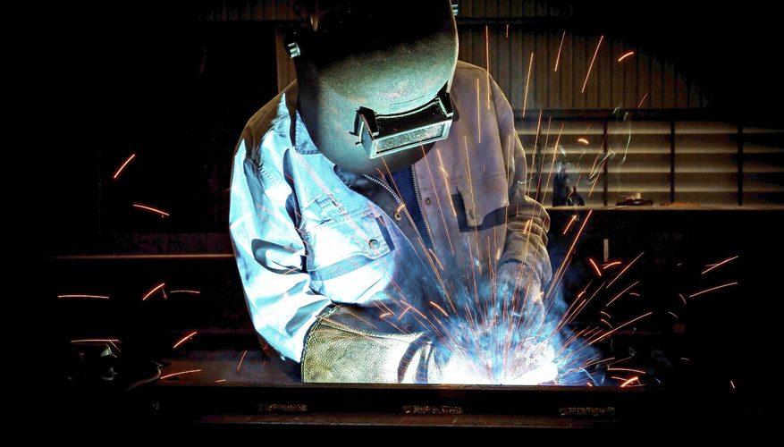 Distribución de material de protección para soldadores de calidad