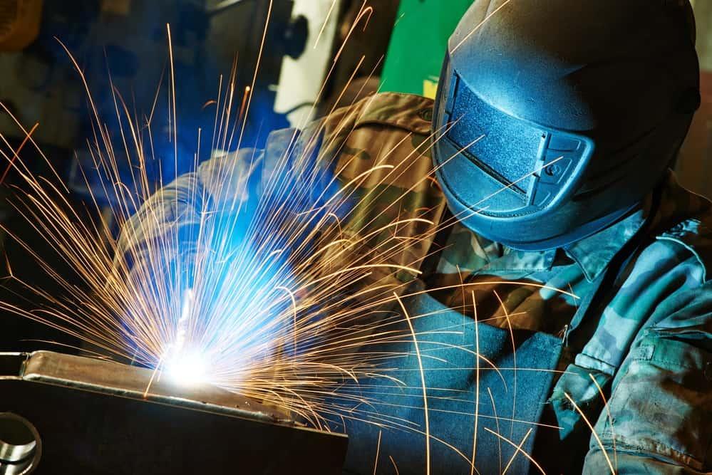 Distribución de máquinas para soldadura de calidad