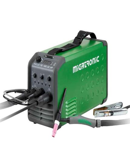 migatronic - Focus_Tig_160_DC_HP