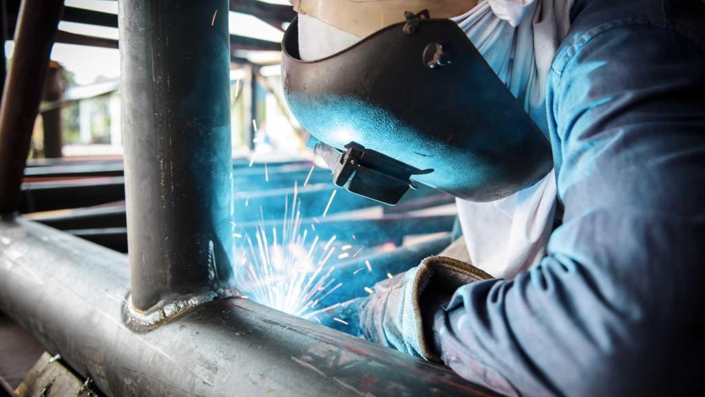 Suministros y material de protección para soldadores