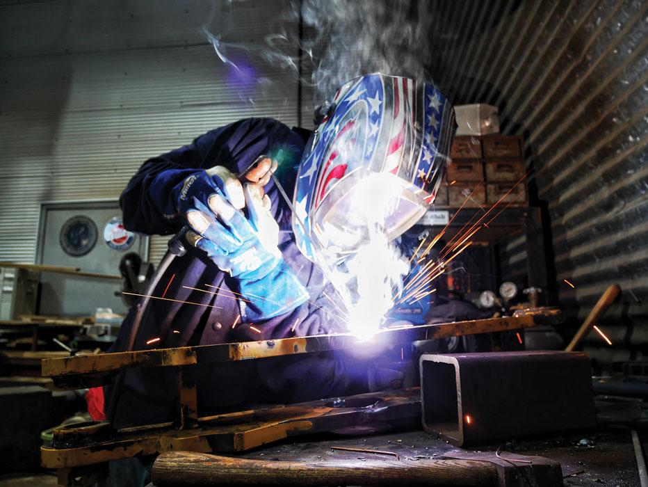 Empresa de herramientas para soldadores de calidad